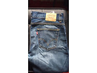 Levise 506 never worn, Boss Polo, x2 winter jackets