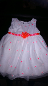 18-24month Dresses $10 for both.