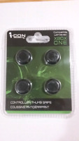 Icon controller thumb grips for xbox one