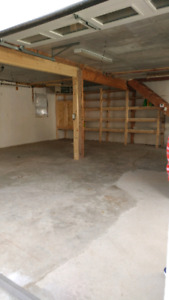 Parking/ Working space for rent