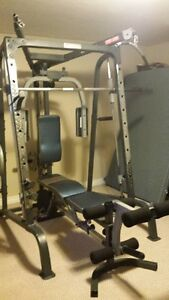 Marcy 4360  Weight Set