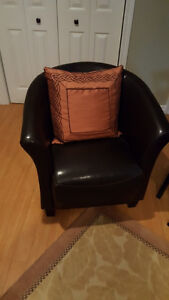Small Leather Chairs (2)