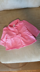 Adorable jacket (Size: 6 mth)