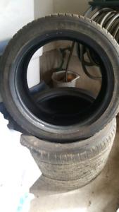 Michelin Pilot Sport A/S Plus 225 45 R17 Tires