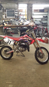 2005 CR85R MINT READY TO RIDE