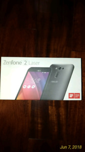 Asus Zenfone 2 Laser Unlocked Cellphone