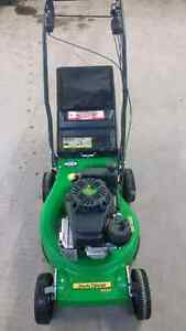 John Deere self propelled lawn mower Regina Regina Area image 1