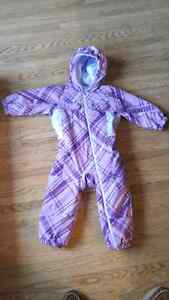 Girls 3t snow suit