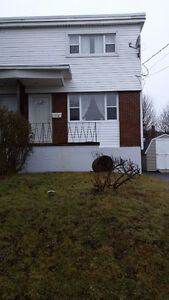 Semi centrally located available March1 or April 1