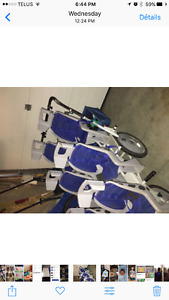 6 seaters Runabout stroller