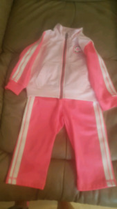 Toddler/baby Girl Converse All Star jogging suit