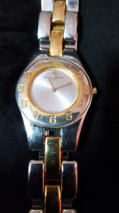 BAUME AND MERCER WOMENS WATCH IN GOOD CONDITION, VERSACE MEN'S W