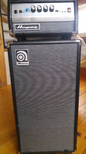 Ampeg Micro VR Stack