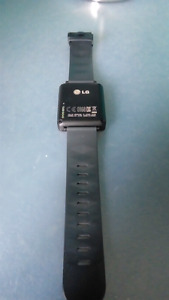 LG G smartwatch - Good condition