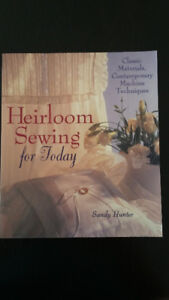 Heirloom Sewing for Today