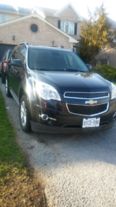 Immaculate 2013 Chevy equinox