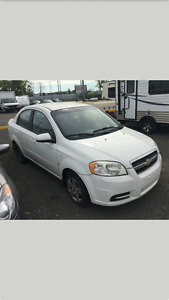 Chevrolet Aveo 2007 Impecable