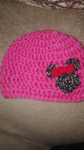 Cute Minnie mouse hats!