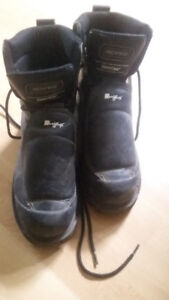 Royer Work Boots with Metatarsals
