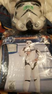 Adult Storm Trooper costume Size M