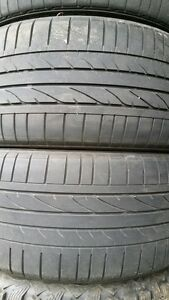 4x Staggered 225.40.19 245.40.19 Bridgestone Potenza $140/SET!!!