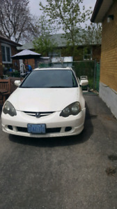 2004 RSX Type S 155k only 2 owners
