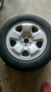 """17"""" winter tires/rims FOR SALE!!!"""