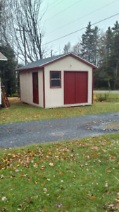 new 12x16 building for sale