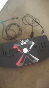 X-Arcade Tankstick w/ trackball