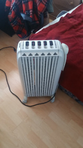 DeLonghi Dragon Oil Filled Radiator, heater