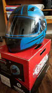 SSGEAR Speed and Strength SS700 Hammer Down MOTORCYCLE Helmets