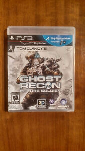 PS3 FPS/War: MOH, Splinter Cell, Ghost Recon, Spec Ops, Sniper