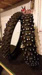 SET of DirtBike Tires  $120