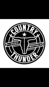 Discount Country Thunder tickets and win vip experience