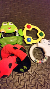 Rattle toys for babies