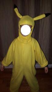 Pikachu Pokemon Costume (Youth)