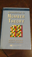 Textbook - Introduction to Number Theory