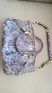 Coach Snakeskin Paid $595. Selling $200