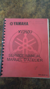 250 Virago Service Manual