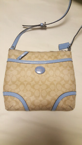 Coach Peyton File Crossbody Purse F18926