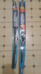MICHELIN STEALTH Hybrid Smart Flex Wiper Blades.26&22 inch