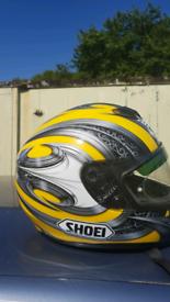 Motorcycle helmet SHOEI XL