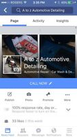 A to z Automotive detailing