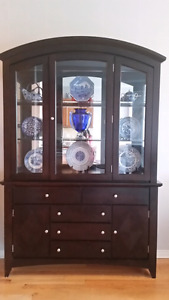 Hutch contemporary - Display cabinet