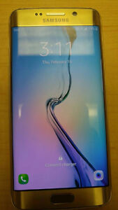 BELL GOLD 32GB SAMSUNG S6 EDGE