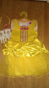 Child's Beauty (and the Beast) Costume Size 7/8
