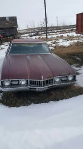 1968 Cutlass S-Restore or use for parts car