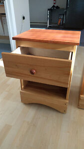 Night stand/end tables