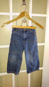 Baby size 3 Roots jeans