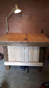 Home Made Work Bench